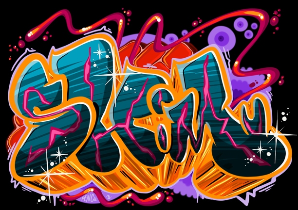 Shimun Digital Graffiti Pro Create