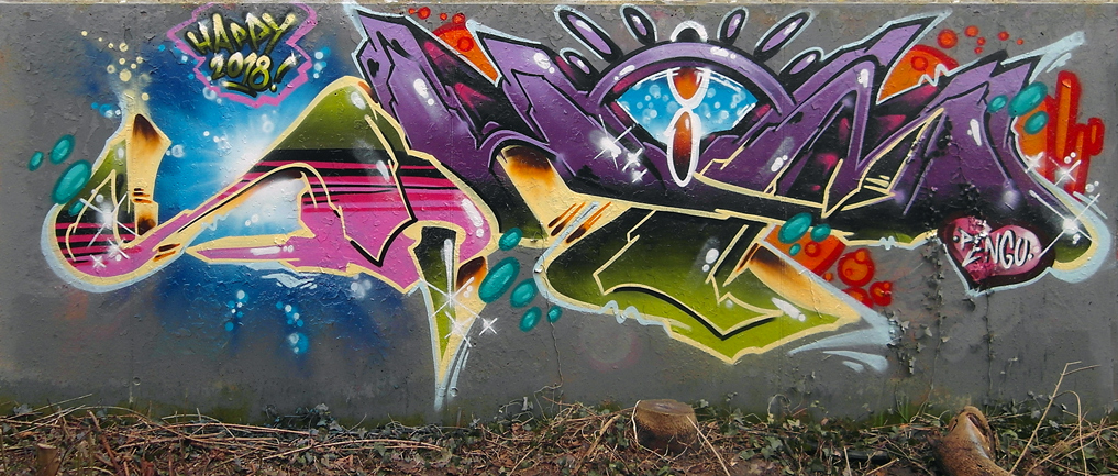 Shimun Graffiti